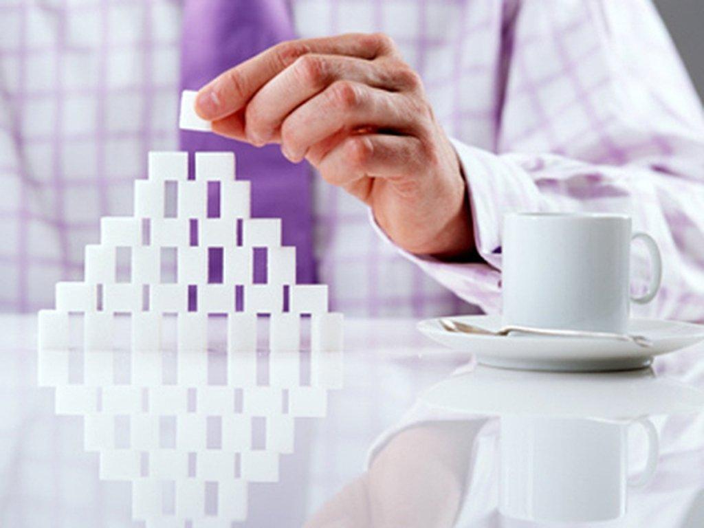 Сахарные кубики