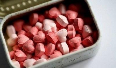 Таблетки сердечки