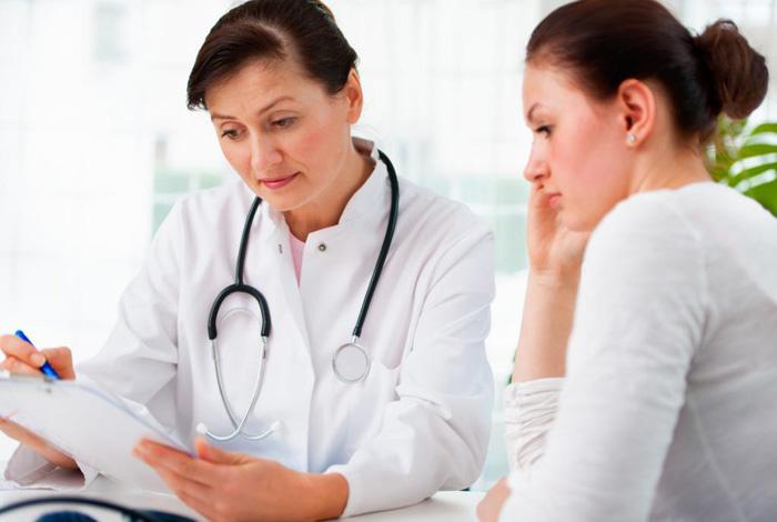 Симптомы пониженного прогестерона