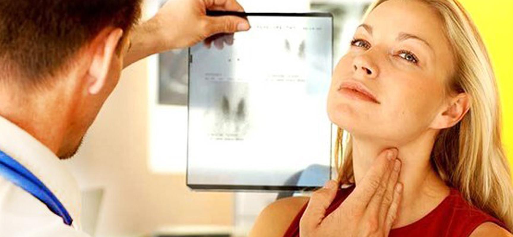 Щитовидная железа снимок